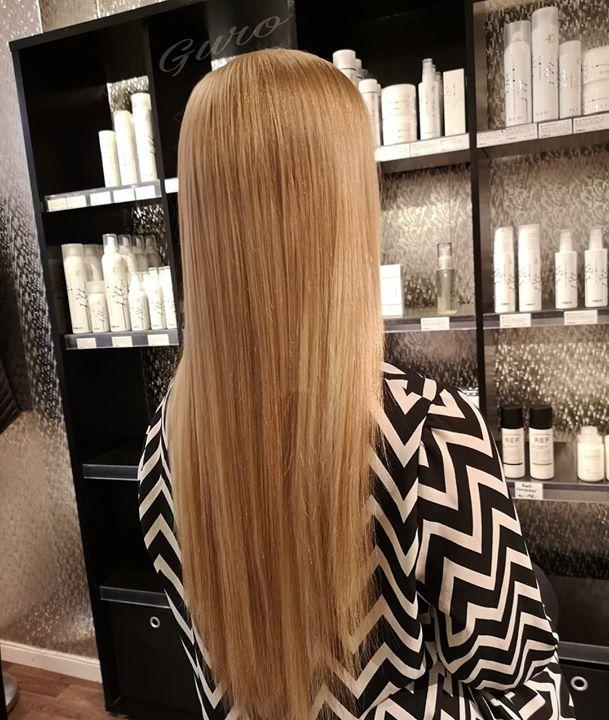 Full forlengelse med Hair By Kashmere Frisør: Guro @hairbyguroamalie Ønsker du mer fylde eller…
