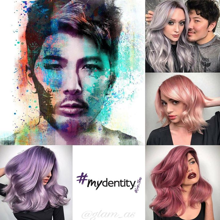 NYHET! I oktober får vi inn #mydentity fargeserien til den verdenskjente stylisten Guy Tang…