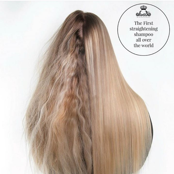 Frizzfritt hår i opp til 12 uker med The First Shampoo. Denne bare må…