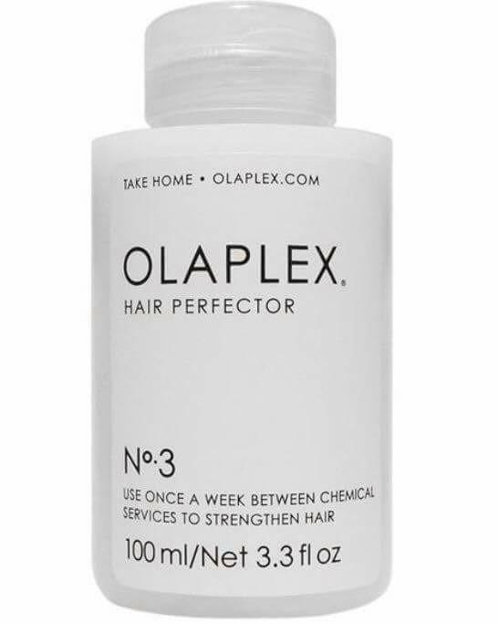 Super tips til dere gutter/menn med skjegg Olaplex nr3 er en hjemmebehandling for hår…
