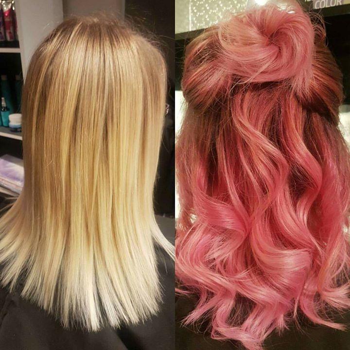 Nydelige rosatoner! Vi elsker Joico intensity fargene Ønsker du en farge litt utenom det…