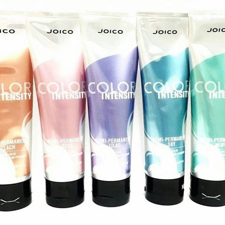 Disse herlighetene kommer snart til oss. Vi gleder oss! ️️️ #joico #joicocolorintensity #pastel #glam_as…