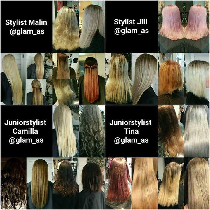 Her ser dere litt av arbeidet til våre frisører/juniorfrisører. Ønsker du å sette opp…
