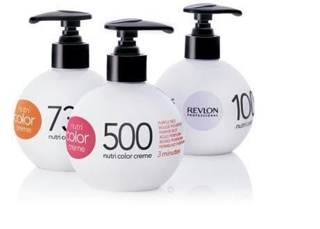 Nyhet Vi har fått inn et lite utvalg på Revlon Professional Nutri Color Cream.…
