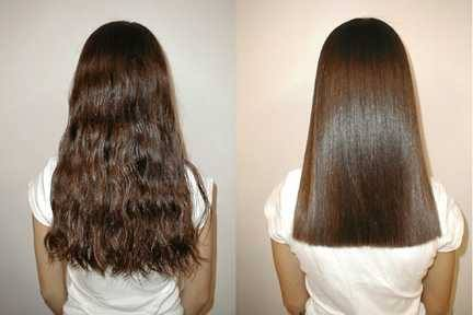 Her ser dere eksempler på en permanent. Jo mere oppklipt håret er, eller kortere,…