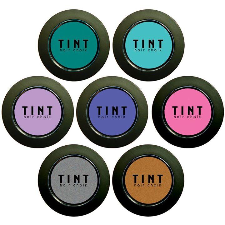 Nyheter Vi har nå fått inn Tint Hair chalk og hårstrikkene Fly Ties. Hårkrittet…