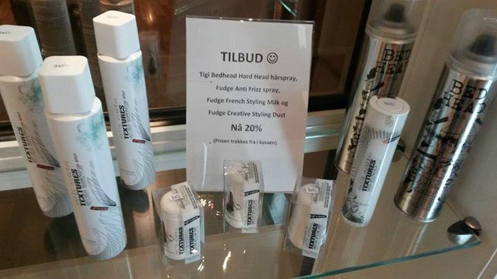 Tilbud! Nå 20% på disse produktene